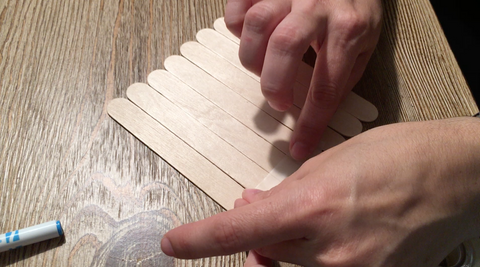 Step 1: DIY Popsicle Stick Puzzle
