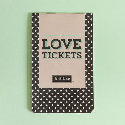 Love Tickets BuildLove en www.mercadobirus.com