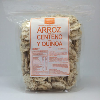 Galletas de Arroz Tamaño Familiar