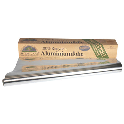 papel foil aluminio if you care