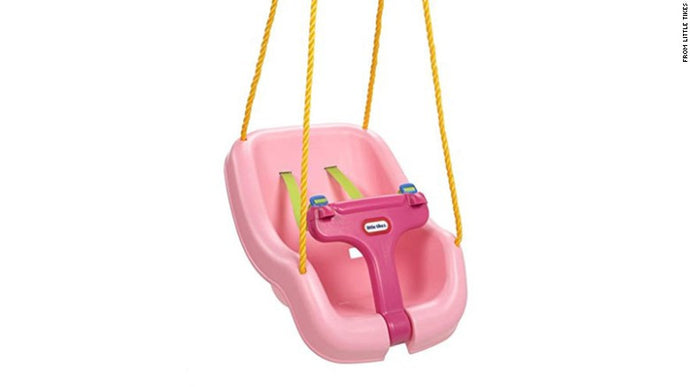 Little Tikes recalls 540,000 swings after injuries to children