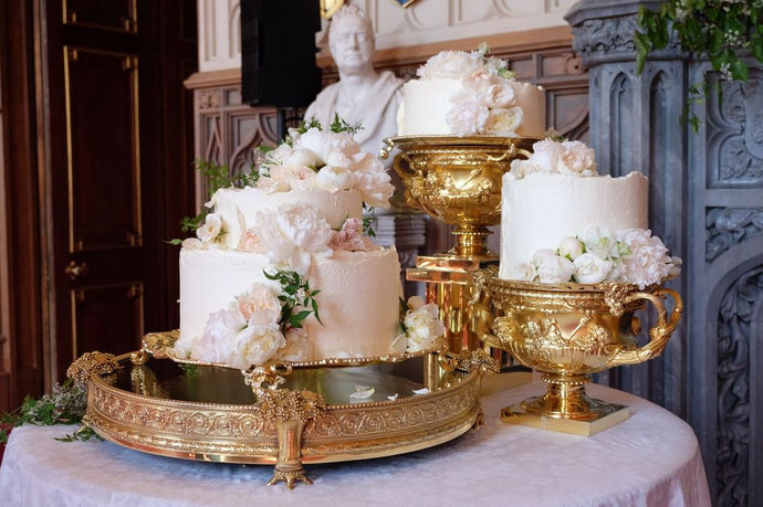 See the First Photo of the Royal Wedding Cake, Sad that we won't get to eat it
