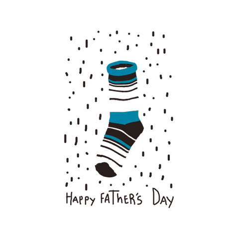 Festival : Father's Day-Socks Dad