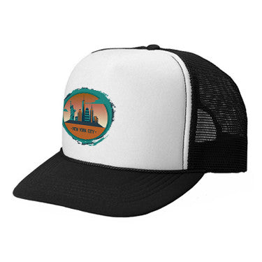Views in New York TRUCKER HAT