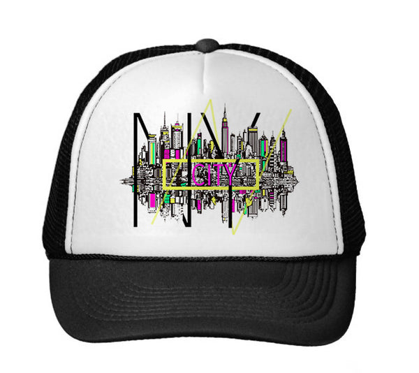 Complicated Time TRUCKER HAT