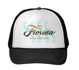 Florida Sweet Home TRUCKER HAT