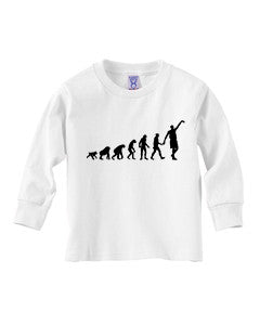 Human revolution TODDLERS' LONG-SLEEVED