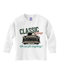 Classic 365 TODDLERS' LONG-SLEEVED