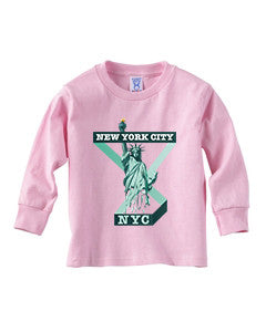 Town of Liberty TODDLERS' LONG-SLEEVED