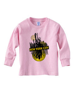 Viva NY TODDLERS' LONG-SLEEVED