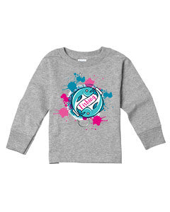 Fishing TODDLERS' LONG-SLEEVED