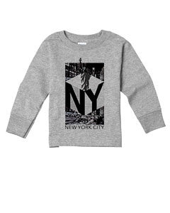 New York NOW TODDLERS' LONG-SLEEVED