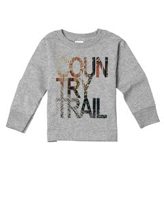 Country Trail TODDLERS' LONG-SLEEVED