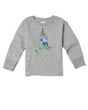 Bird Cage TODDLERS' LONG-SLEEVED