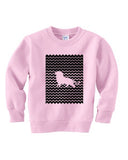 Magnificent Lion TODDLERS' FLEECE SWEATSHIRT