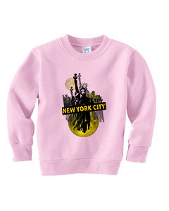 Viva NY TODDLERS' FLEECE SWEATSHIRT