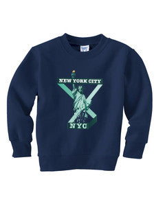 Town of Liberty TODDLERS' FLEECE SWEATSHIRT