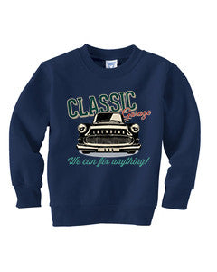 Classic 365 TODDLERS' FLEECE SWEATSHIRT