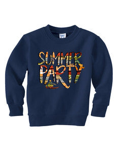 Summer Party TODDLERS' FLEECE SWEATSHIRT
