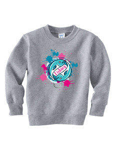 Fishing TODDLERS' FLEECE SWEATSHIRT