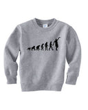 Human revolution TODDLERS' FLEECE SWEATSHIRT