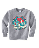 60's Las Vegas TODDLERS' FLEECE SWEATSHIRT