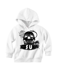FreeSu TODDLERS' PULLOVER HOOD