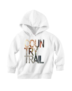 Country Trail TODDLERS' PULLOVER HOOD