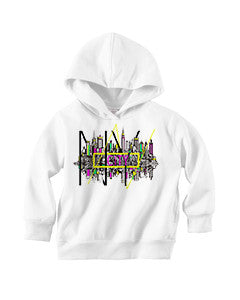 Complicated Time TODDLERS' PULLOVER HOOD