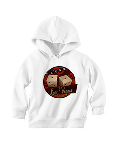 The Other LV's Symbol TODDLERS' PULLOVER HOOD