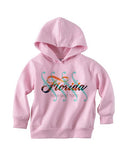 Florida Sweet Home TODDLERS' PULLOVER HOOD