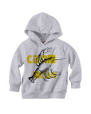 Lobster in Cancun TODDLERS' PULLOVER HOOD