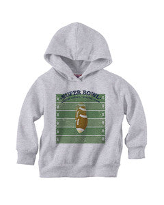 Super Bowl GO TODDLERS' PULLOVER HOOD