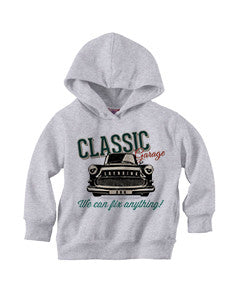 Classic 365 TODDLERS' PULLOVER HOOD