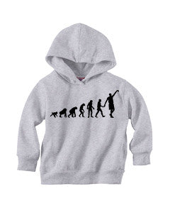 Human revolution TODDLERS' PULLOVER HOOD