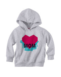 Atom Heart Mother TODDLERS' PULLOVER HOOD