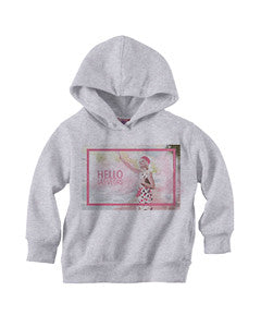 Hello LV TODDLERS' PULLOVER HOOD