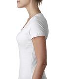 Because why LADIES' V-NECK T-SHIRT
