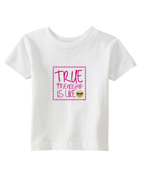True Friendship BABYS' T-SHIRT