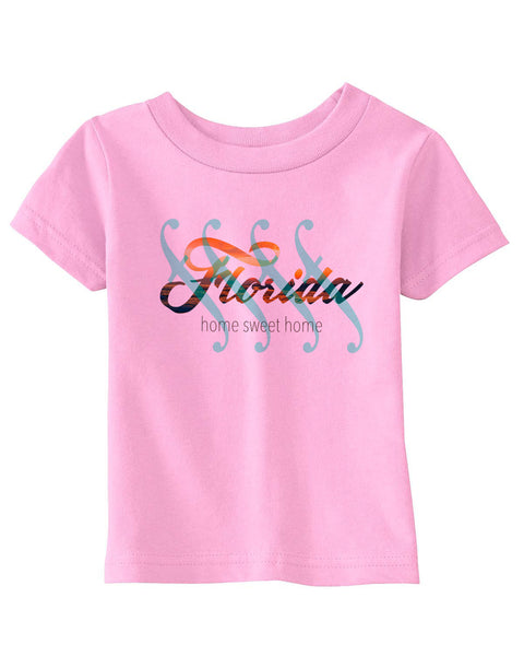 Florida Sweet Home BABYS' T-SHIRT