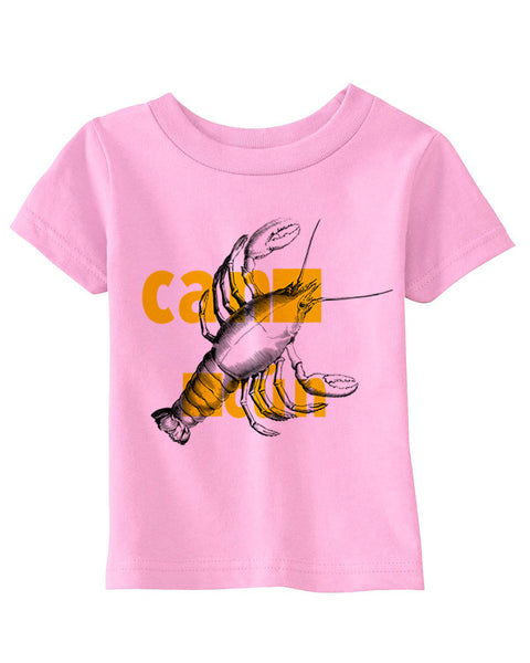 Lobster in Cancun BABYS' T-SHIRT