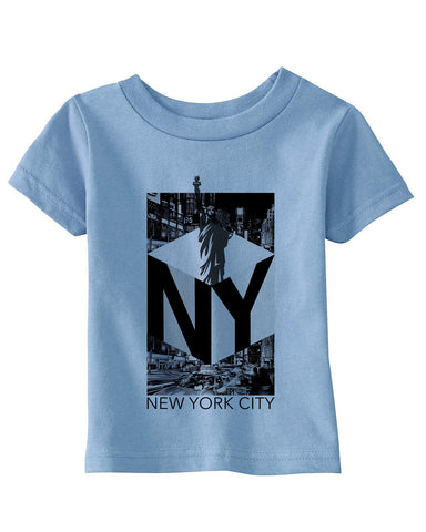 New York NOW BABYS' T-SHIRT