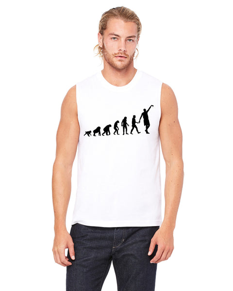 Human revolution MEN'S MUSCLE TANK