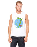 Cancun Boat MEN'S MUSCLE TANK