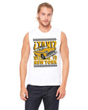 Viva Hey Taxi MEN'S MUSCLE TANK