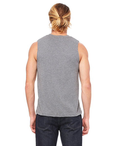 New York to be free MEN'S MUSCLE TANK
