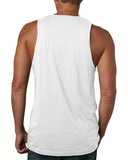 Colorful Elephant MEN'S COTTON TANK