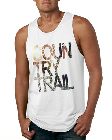 Country Trail MEN'S COTTON TANK