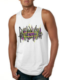 Complicated Time MEN'S COTTON TANK