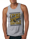 Viva Hey Taxi MEN'S COTTON TANK